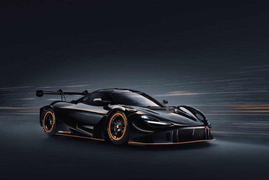 McLaren 720GT3X, omdat het allemaal nog gekker kan