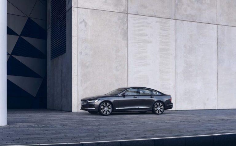 Volvo vernieuwt V90/S90, ook nieuws voor XC90